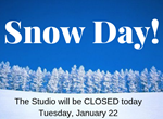 Snow Day Website