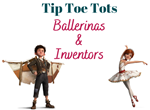 Tiptoe Theme Website