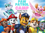 Paw Patrol Camp Website