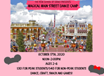 Magical Main Street Dance Camp Website
